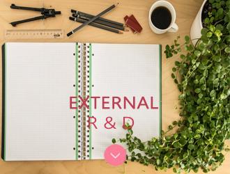 External R & D