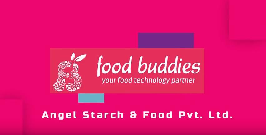 Mr. Radhakrishnan, Managing Director, Angel Starch & Food Pvt. Ltd