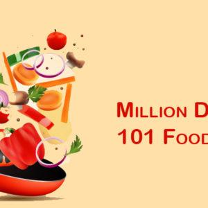 Million Dollar 101 Food Ideas