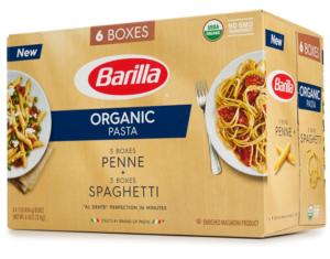 Concept 10- Organic Pasta