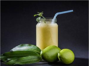 Concept 8- Organic Beverages