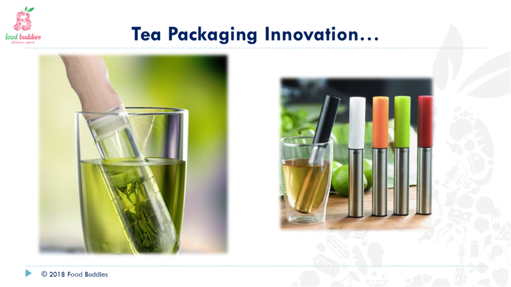 Tea Packaging Innovations