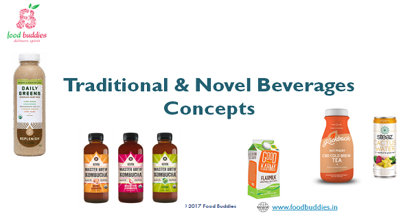 Traditional and Novel Beverage Concepts