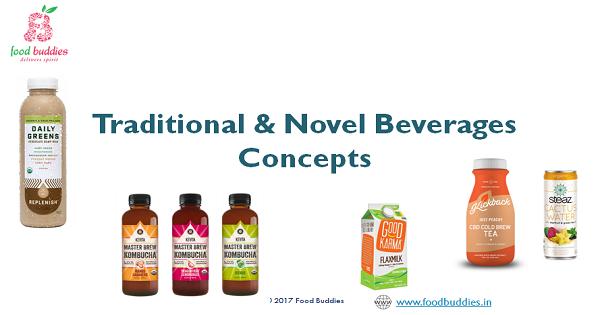 Traditional & Novel Beverages Concepts