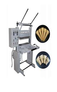 Manufacturing Process - Cone Cake