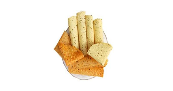 Flavored Papad Processing